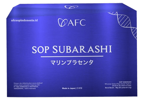 Jual SOP Subarashi